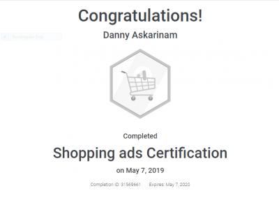 Certifications 5